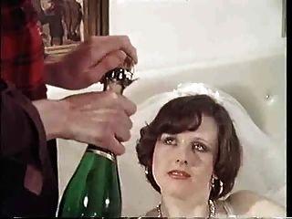Vintage Hochzeit Orgie