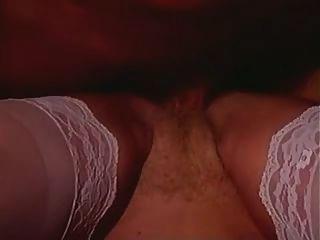 blond klassische Sexbombe Britt Morgan & Peter Norden - knacken Angriff