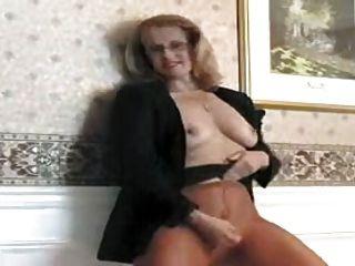 big ass Sekretärin