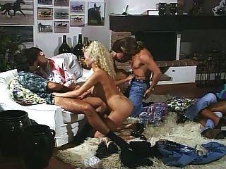 i pornoricordi di Chloé (1990) voller Vintage-Film