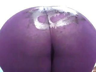 Runde ass, sexy blonde bbw
