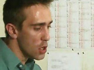 ein anderer Araber im Büro gefickt