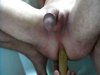 Prostata-Massage - Melken - abspritzt und mehrere cums