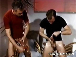 Jahrgang Homosexuell Penis-Pumpen