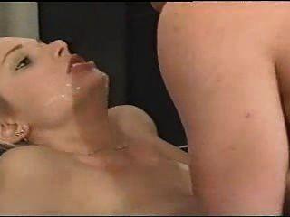 zweimal schnell Cumming Blondinen schön Frau dicke Titten Titten
