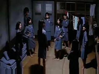 japanische Gefängnis Brustuntersuchung