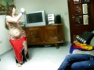 Arabische Tanz