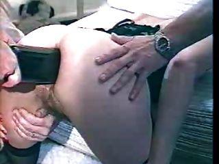 Amateur Flasche anal fuck