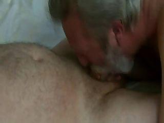 Bart Papa Schlag und essen cum