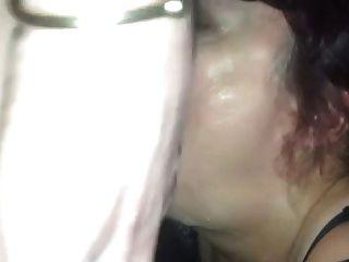 Amateur deep throat Sexshop