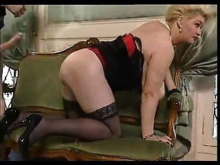 bbw blonde anal bekommen