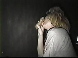 Schlampe Tiffany an der Herrlichkeit Loch 01