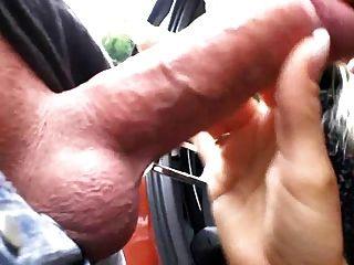 blasen vorm Auto von snahbrandy