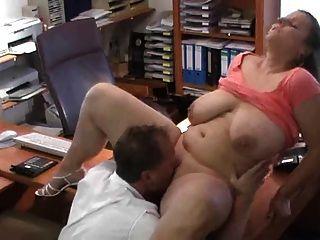 Büro Sex