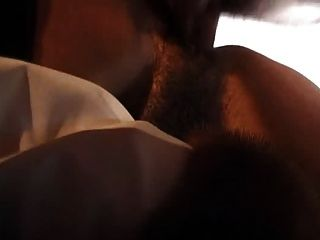 Sex anal im Pelzmantel