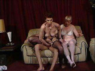 Opas und omas im Sex rausch Teil 8