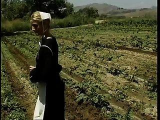 Amish schwarzen Schwanz Schlampe