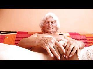 Oma norma Finger für einen Wechsel