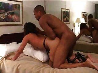 Frau gefickt in einem Hotel