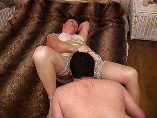 reife Geliebte - ihre Füße, Arsch & Pussy (+ langsam) lecken