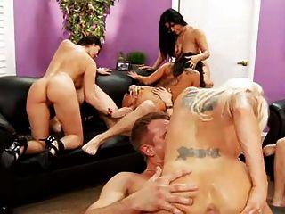 fantastische Gruppe Sex Teil 2