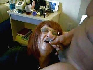 Frau trinken mein Sperma! hausgemachte Video