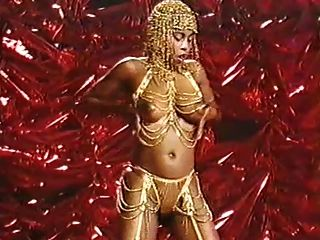 Jeannie Pfeffer - hot black Babe anal