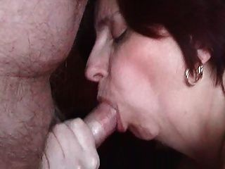 gobfull Sperma in MILF