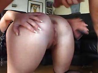 sasha knox - Schlampe, tiefer Oralsex butt Spaß anal Rimming!