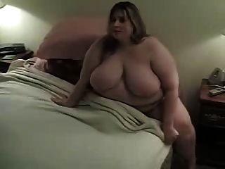 Schlafenszeit für sexy Amateur ssbbw