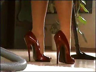 Beine und Heels Fetisch