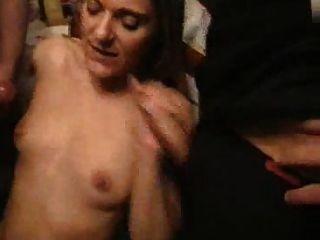 Französisch Mädchen - elsa gang bang