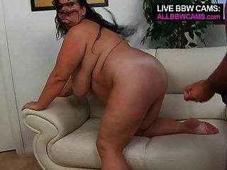 erstaunlich bbw Superstar mit ihrem wow fetten Titten Teil 2