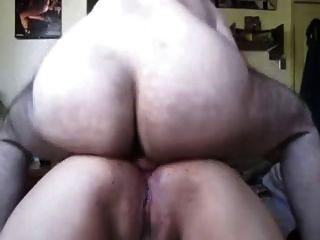 por el culo hasta hacerla cagar