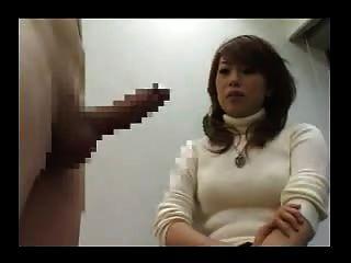 sie hat einen Schwanz nie so er und 2 masturbiert Streifen gesehen