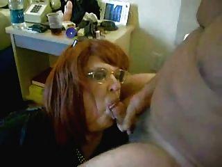 pervertieren Frau mein Sperma trinken. Home-Video-