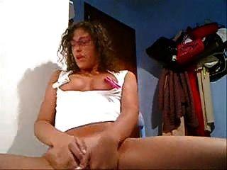 schöne weibliche Masturbation