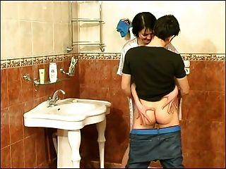 Kerl ficken reife Frau auf Bad -Wer ist sie