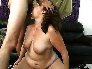 reife Frau mit einem großen Arsch Teil 3