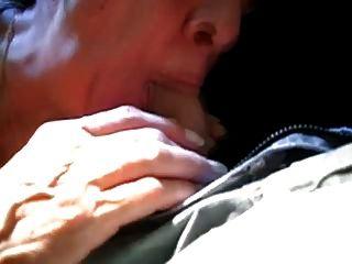 die Putzfrau (im Auto)