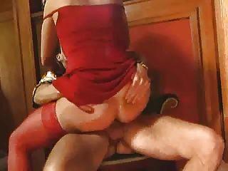 retro anal Mädchen.