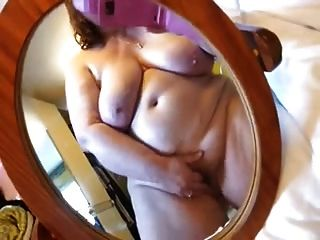 bbw Cumming am Telefon cam 2