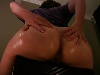 big ass Amateur Anal fingern
