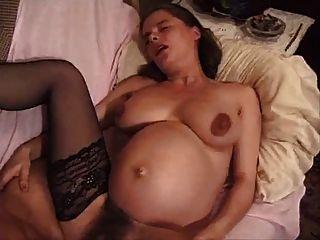 Französisch schwanger
