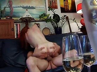 Rothaarige gut anal fuck