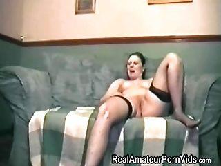 hausgemachten Porno-Film mit einer Vierer