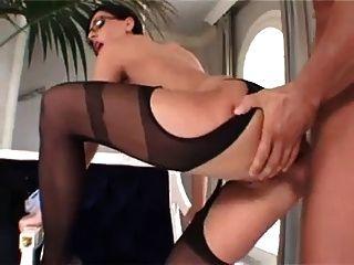 eva schwarz sexy Milf anal