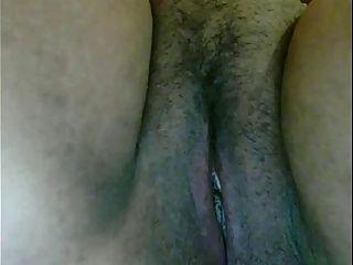 Hot bbw asiatische spielt mit ihrer Pussy