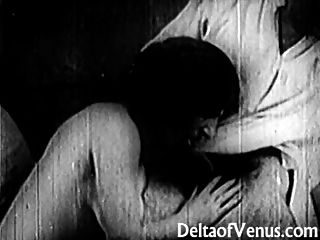 antike porn 1920er Jahre - bastilletag - haarige französisch Mädchen