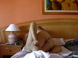 Älteres Ehepaar mit sexin in Andalousia